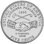 Peace Medal Nickel Reverse