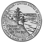 Ocean In View Nickel Reverse
