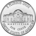 New (2006) Nickel Reverse